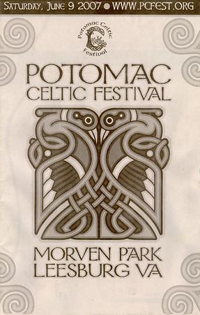 Potomac Celtic Festival 2007
