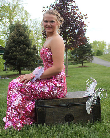 Prom 2013 Cassidy