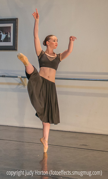Quinn Dancing, Thrive Ballet