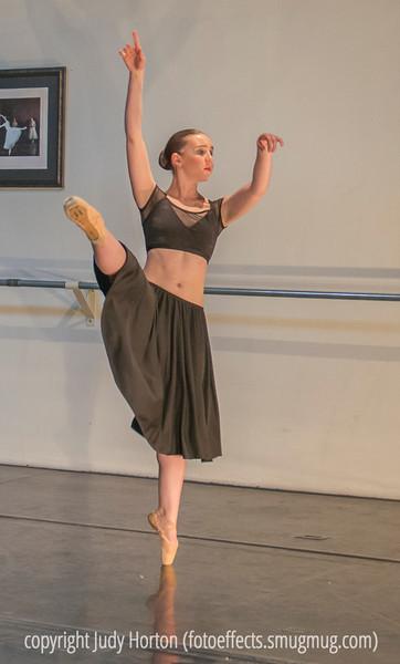 Quinn Dancing, Thrive Ballet