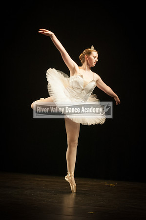 2013 Recital_Swan Lake_Rehearsal and Show