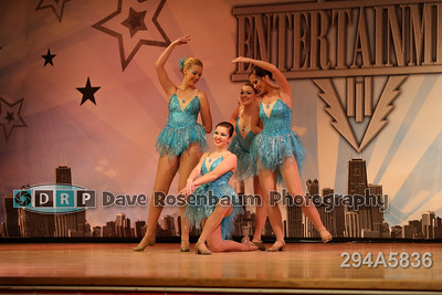 Recital Rehersal That's Entertainment Action Shots