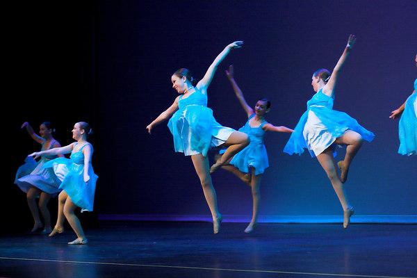 Dance Team - Blue