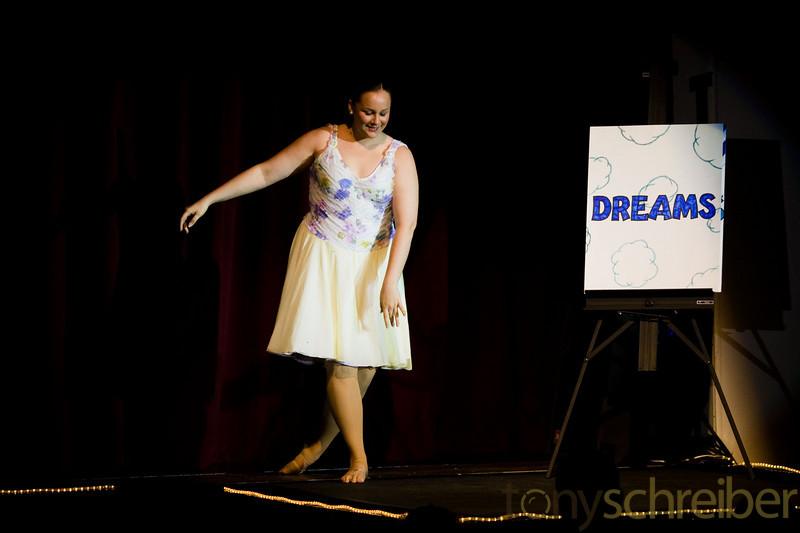 Act 1 - Dreams, cc: Valerie Ramos