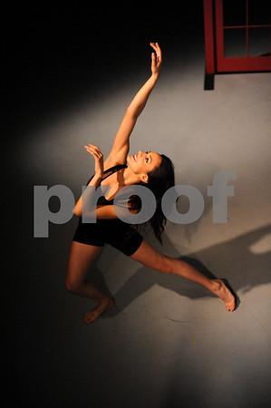 Red Door Dance Photo Session