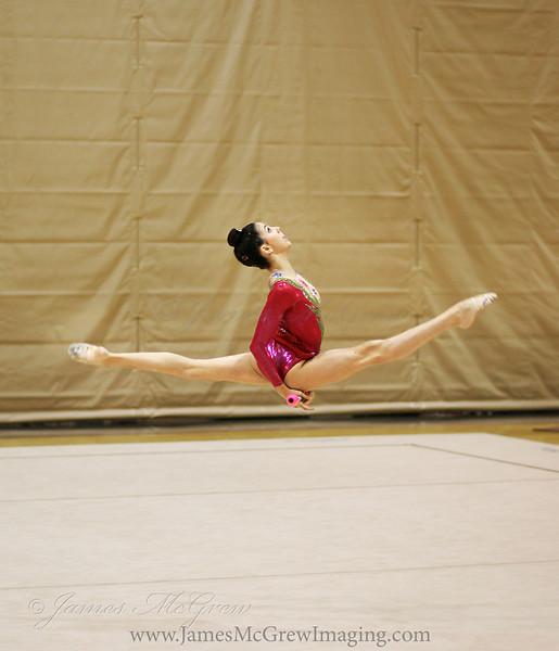 Julie Zetlin.  US National Champion.
