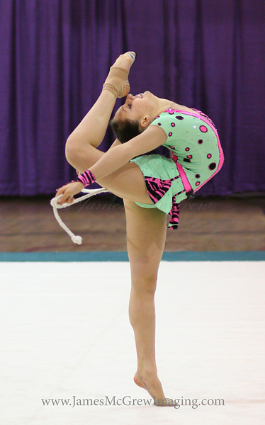 Olga Karmansky; US National Champion.