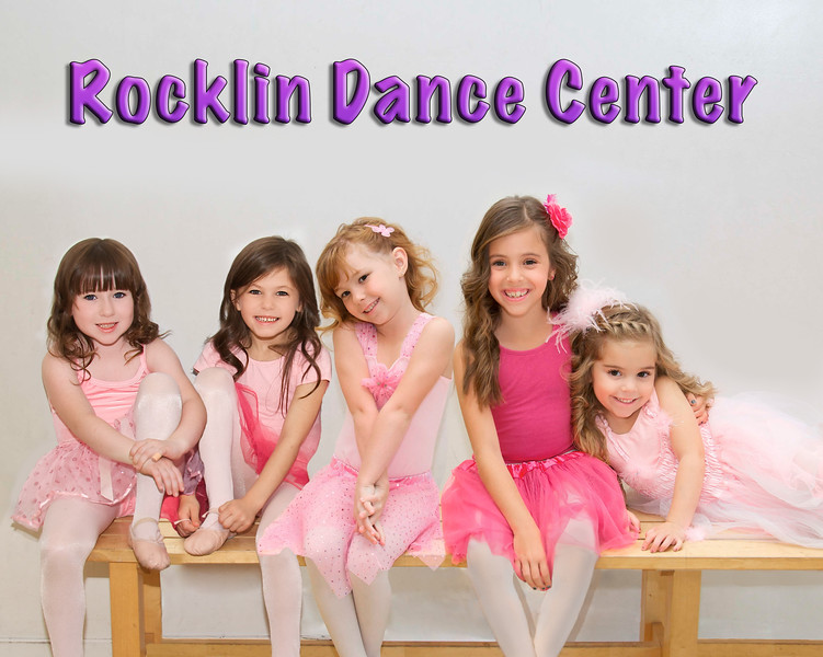 Rocklin Dance Portraits
