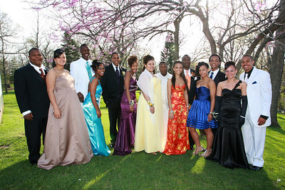 Roosevelt Prom 2009