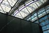 Inside of the SFO International Terminal
