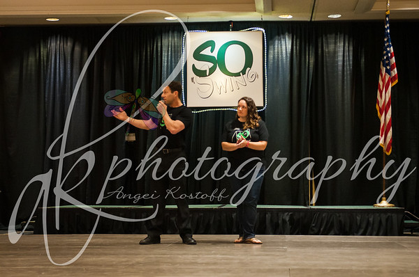 SOSwing Fri Night Opening Ceremonies & Social Dancing