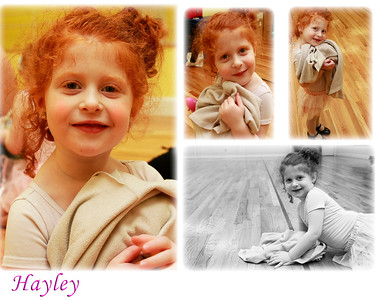 Hayley Finished Collage