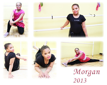 Morgan Finished Collage