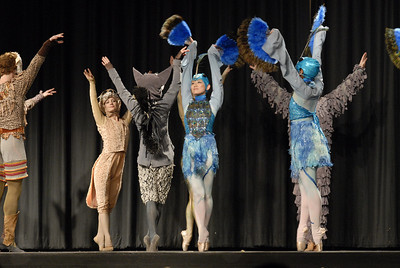 Santa Barbara Street Ballet - Kerman 2-10-11