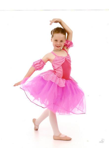 Sarabeth & Madison's Ballet Recital 2009
