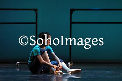 Back Stage Tech National Cuban Ballet 2014