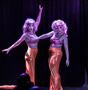 Schlep Sisters' Menorah Horah, December 2013