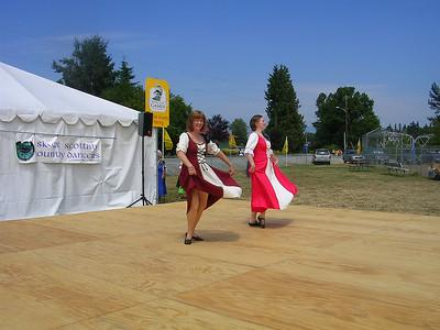 Skagit Highland Games