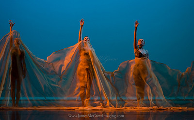 "Lake Oswego Academy of Dance production, ""Allegria."""