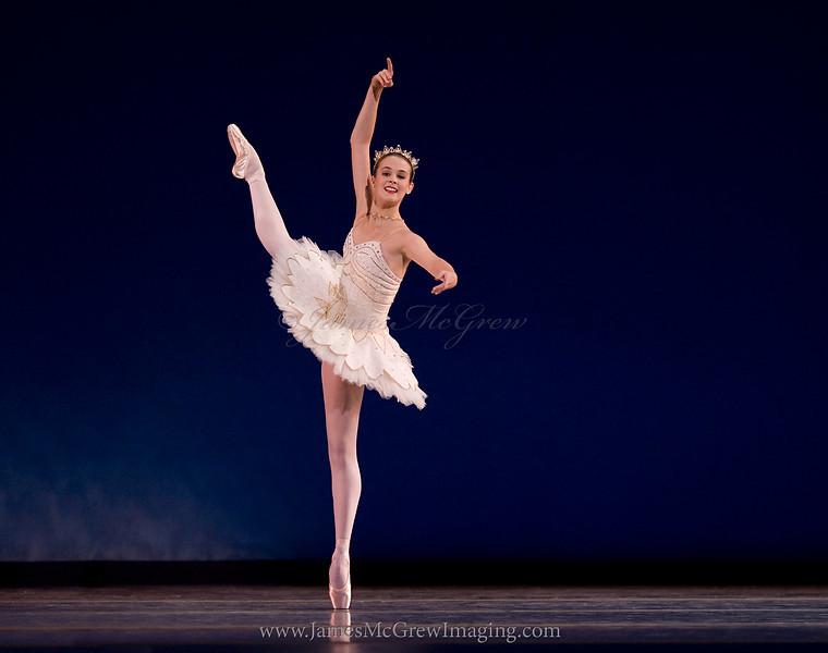 "The Australian Ballet's Stephanie Williams in ""Sleeping Beauty."""