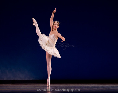"The Australian Ballet's Stephanie Williams in ""Sleeping Beauty."""