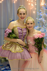 Lake Oswego Academy of Dance: after the Nutcracker.