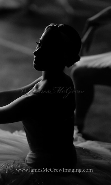 Ashley Smith in Christopher Stowell's Swan Lake.