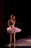 "Jessica Zisa as the Sugar Plum Fairy in Northwest Dance Theatre's ""A Nutcracker Tea,"" © 2011."