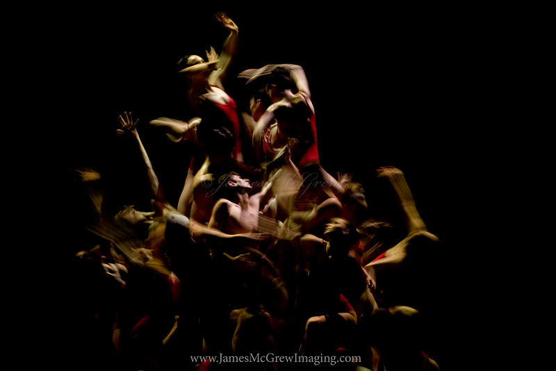 """OBTs production of Christopher Stowell's """"The Rite of Spring."""""""
