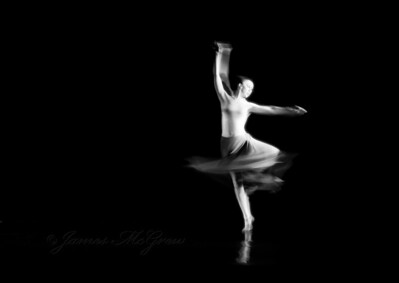 Northwest Professional Dance Project's Amanda Bosshart.