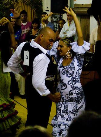 Sevillanas Competition (Flamenco)