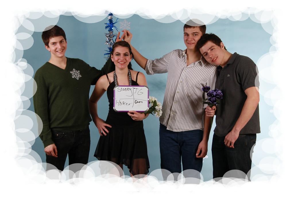 Chris's group, goofy