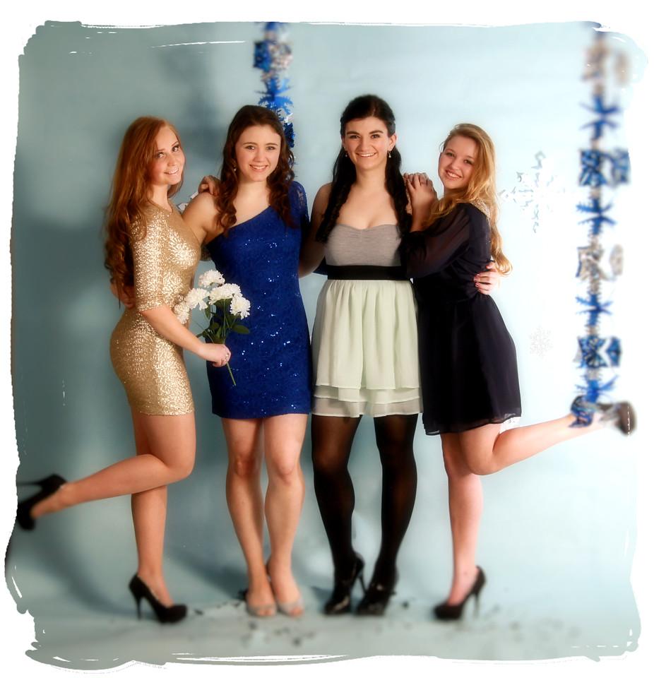 Andie, Nikki, Allison, and baylor 2