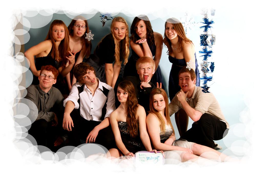 Ashleys group-very goofy