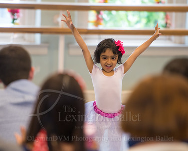 Creative Movement & Pre-ballet Showcase 2014 by LymanDVM Photography