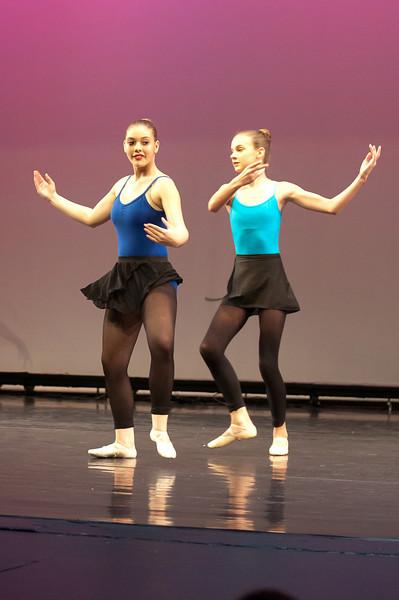 Student Assistant's Dance GC Spring Concert 2011