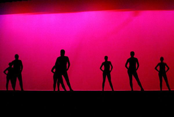 Jazz competition team routine