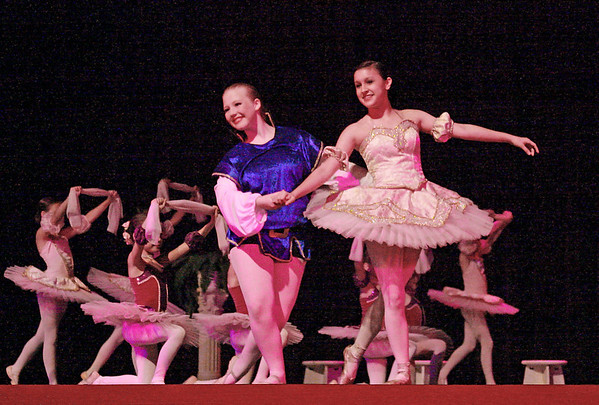 Ballet production number
