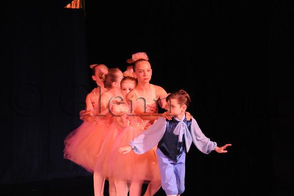 Elementary Open Ballet