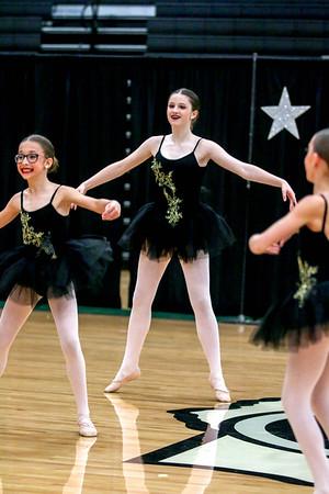 Wednesday IntAdv Ballet