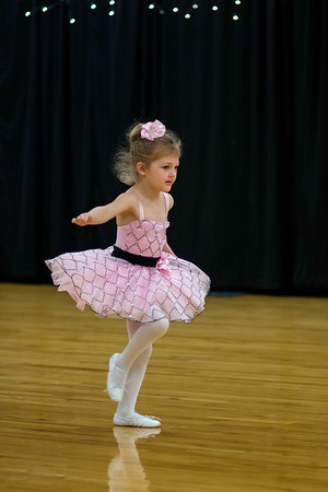 Thursday 6:00 4-5 Ballet, Tap and Tumbling