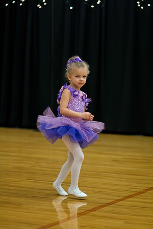 Wednesday 6:00 Sarah's 4-5 Ballet, Tap and Tumbling
