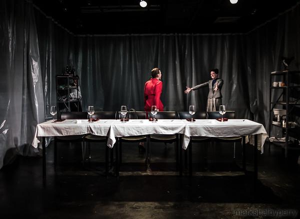 Stella Adler Studio - Top Girls, February 2015