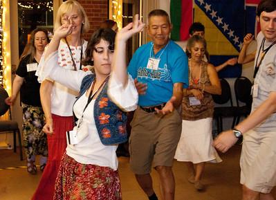 Folk Dance Camp 2011