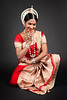 Photos from a studio session with Odissi dancer, Sujata Mohapatra.<br /> <br /> Duke University