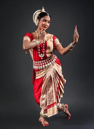 Studio session with Odissid ancer Sujata Mohapatra<br /> <br /> Duke University<br /> Durham, NC<br /> November 16, 2010