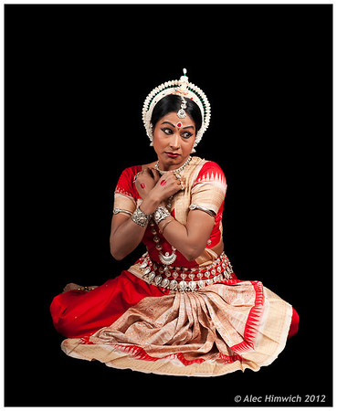 Photos from a studio session with Odissi dancer, Sujata Mohapatra.<br /> <br /> Duke University<br /> November 16, 2010