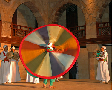 sufi dancer in cairo