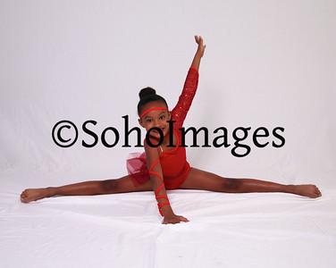 Suncoast Academy of Dance Portraits 2014