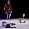 Feb. 20, 2018- New York, NY - NYLA (New York Live Arts) Presentation of Bebe Miller and Susan Rethorst's The Making Room<br /> <br /> Dance 1- Stealing From Myself<br /> Dancers Gabrielle Revlock, Gregory Holt<br /> Choreography Susan Rethorst<br /> <br /> Dance 2- In a Rhythm<br /> Dancers: Michelle Boulé; Christal Brown; Sarah Gamblin; Angie Hauser; Darrell Jones; Bronwen MacArthur; Trebien Pollard; bebe Miller<br /> Choreography Bebe Miller<br /> <br /> Photographer- Robert Altman<br /> Post-production- Robert Altman